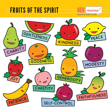 Fruits of thespirit