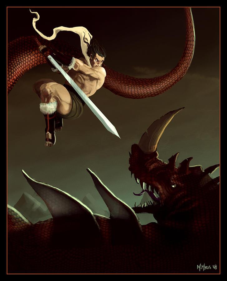 slay-the-dragon-michael-myers